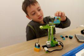 Подъёмный кран Секция Робототехники Дело Техники