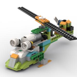 Вертолет Wedo 2.0