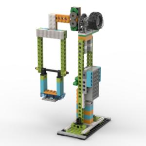 Колесо обозрения Lego Wedo 2.0