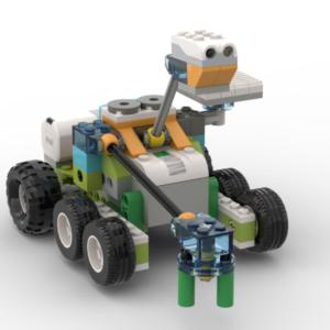 Марсоход Lego Wedo 2.0