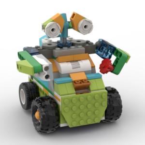 ВАЛЛИ Lego Wedo 2.0